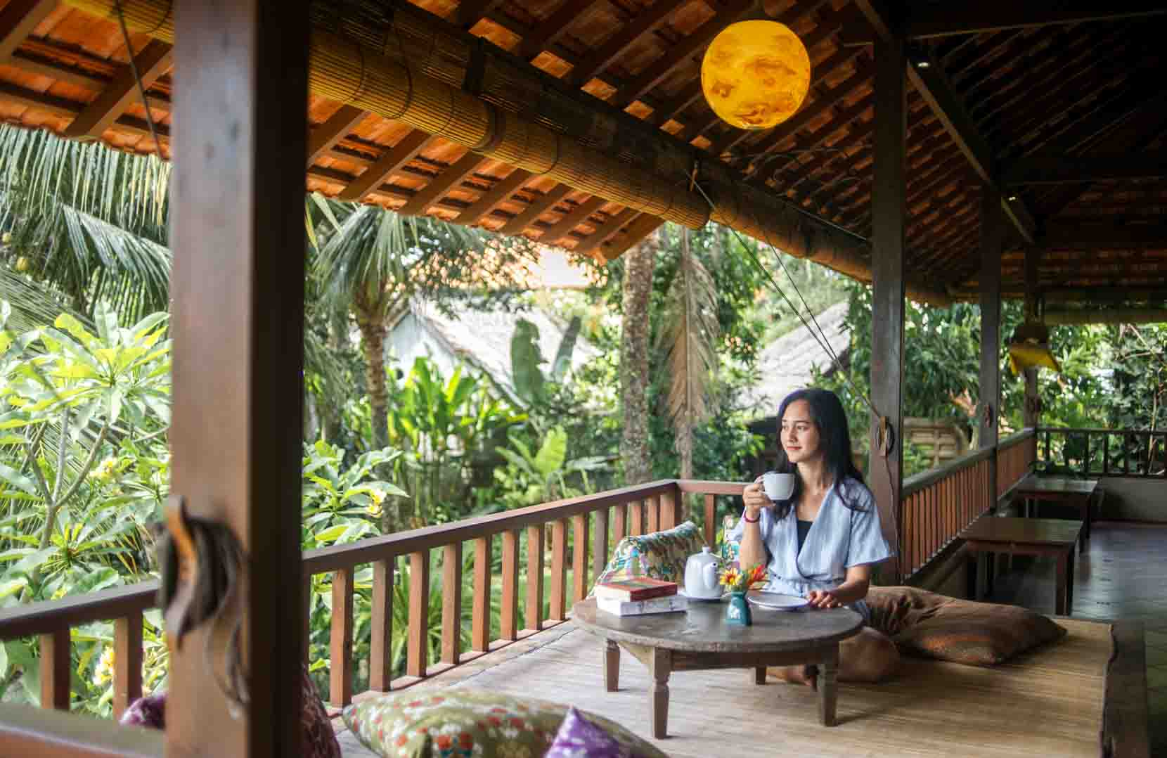 Your Balinese Idyllic Sanctuary